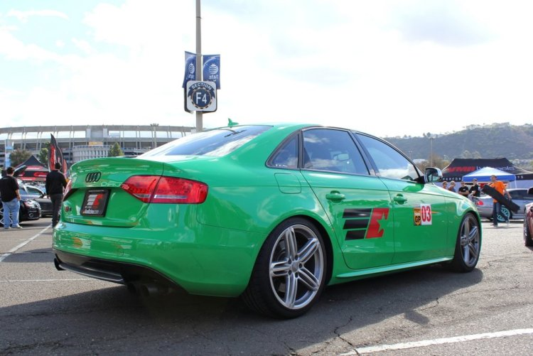 Viper Green S4