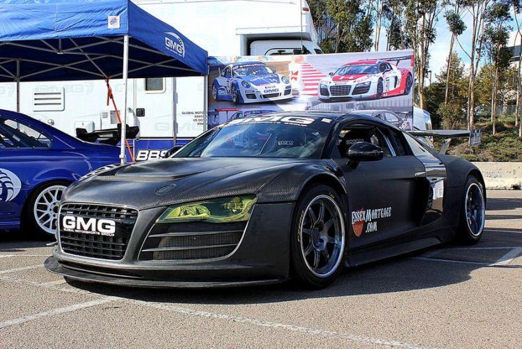 GMG Racing R8