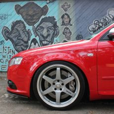 Photo Shoot: My B7 Audi S4 on Volk LE37s