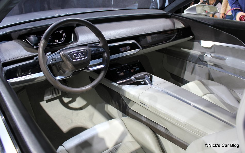 audi a9 prologue concept live photos from la auto show nick 39 s car blog. Black Bedroom Furniture Sets. Home Design Ideas