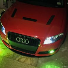 B7 Audi A4/S4/RS4 Independent Fog Light Mod