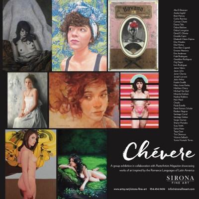 Chevere at Sirona Fine Art