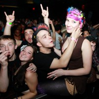 BASSgiving @ Webster Hall on November 23, 2011