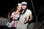 Andrew W.K. and Cherie Lily