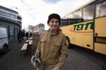 Kenny Vasoli of Vacationer at Icelandair Hotel Reykjavik Marina