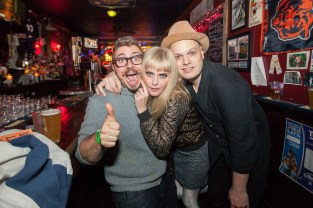 Nicky Digital with Mette Lindberg & Lars Iversen of The Asteroids Galaxy Tour