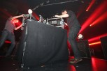 Simian Mobile Disco perfoming on the S.S. Coachella