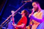 Vacationer live at Bowery Ballroom in New York City