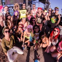 Hard Summer Day 2 at LA State Historic Park in Downtown Los Angeles on August 4, 2013