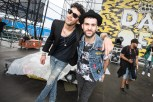 Brothers Macklovitch - A-Trak & Dave 1 of Chromeo