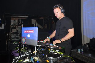 Pete Tong in the mix at Music Hall of Williamsburg