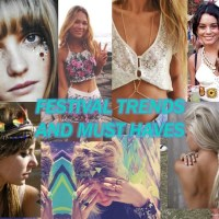Festival Trends and Must Haves