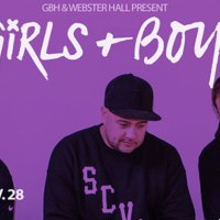 UPCOMING: Girls & Boys with Keys 'N' Krates and more on November 28, 2014! RSVP for Guest List!