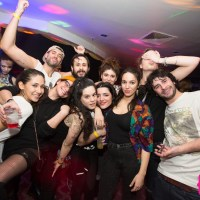 Dark Disco at 88 Palace on January 24, 2015