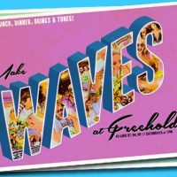 SATURDAY: Come make WAVES with us at Freehold on September 5, 2015! RSVP for FREE Entry!