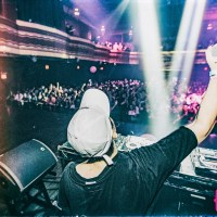 Girls & Boys Presents Audien at Webster Hall on October 21, 2016