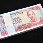 Vietnam 500 Dong Bundle 1988