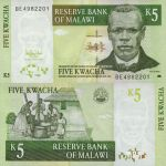 Kwacha Banknote for sale on NickyNice.com