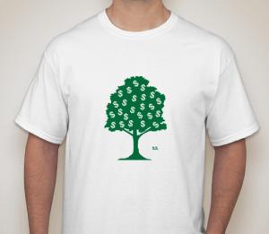 money tree green