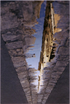 L'Envers du Décor (ou ma première reconnaissance en tant que Photographe, 2003)