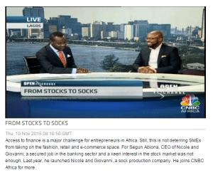 N&G on CNBC Africa