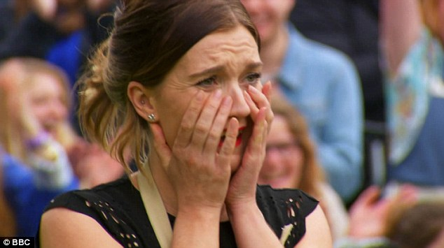 Candice Brown Wins Great British Bake Off!!