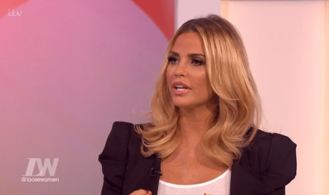 Katie Price Denies Reports Husband Kieran Hayler Is Leaving Her Over Them Photo's Of Her With Scotty T