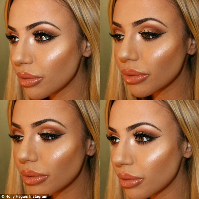 Holly Hagan Divides Fans WIth new Makeup What Makes Her Look Like A 'Waxwork'