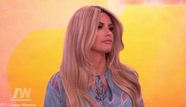 Katie Price Admits Her Husband Kieran Hayler Was Banned From Having Sex For Eight Weeks Due Sex Addiction