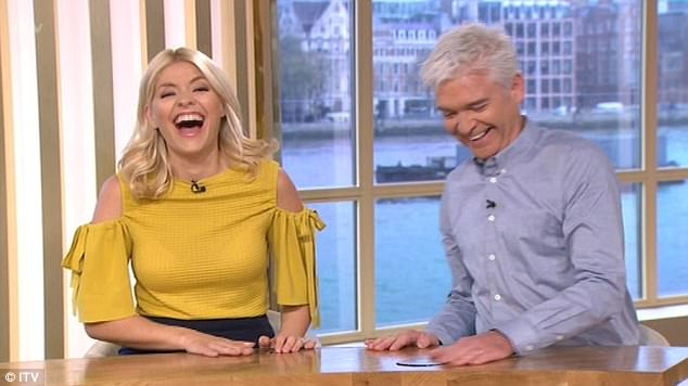 Holly Willoughby Returns To This Morning After 48 Hours Of 'Grimness' As She Has Been Off Sick