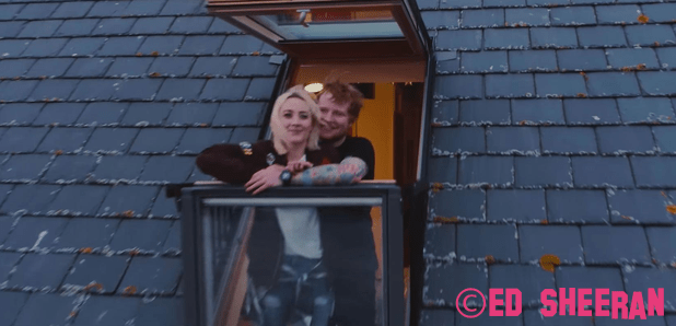 Ed Sheeran Releases Music Video For Single Galway Girl