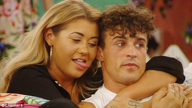 Big Brother's Lotan Carter Levas Ellie Young In Tears As He Sits Her Dow To Admit He's Still In Love With His Ex