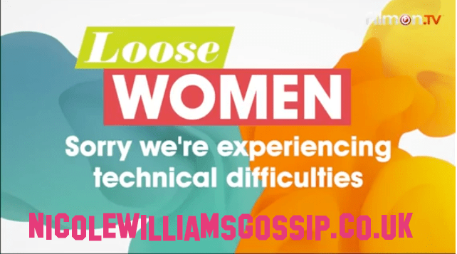 Loose Women Falls Off Air After Technical Faults Hit ITV
