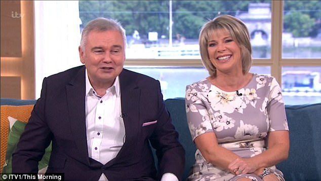 Eamonn Holmes And Wife Ruth Langsford Visit Sex Party