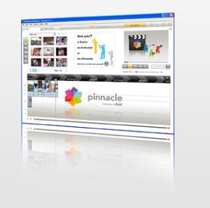 Montage video gratuit videospin de Pinacle