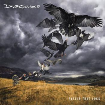 David Gilmour Rattle that lock recenzja