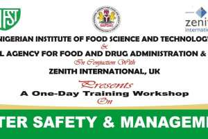 WATER SAFETY & MANAGEMENT TRAINING WORKSHOP