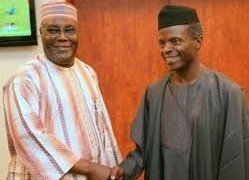 Atiku and Osinbajo