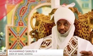 EMIR OF KANO