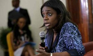Finance Minister Kemi Adeosun