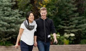 Mark and Priscilla Zuckerberg expecting baby number 2
