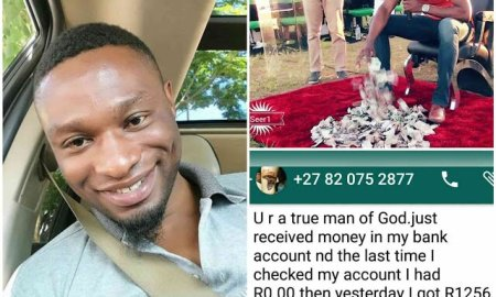 SMH! Nigerian Man In Zambia Performs Miracle