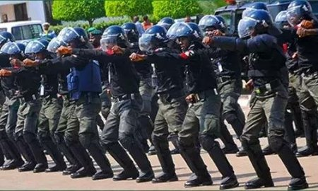 NPF,Nigerian Police OFFicers, Their Ranks And Salaries