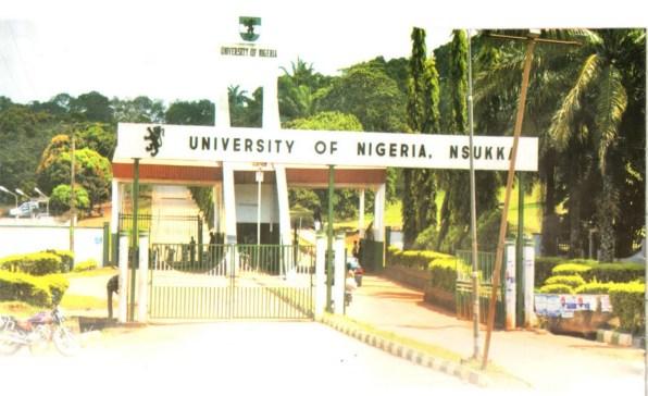 University of Nigeria Nsukka Main
