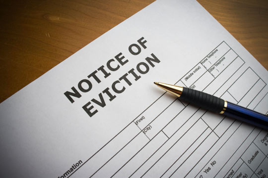 PROPERTY EVICTION: The Rights of a Landlord