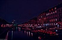 Copenhagen: The Frederiksholm Canal.
