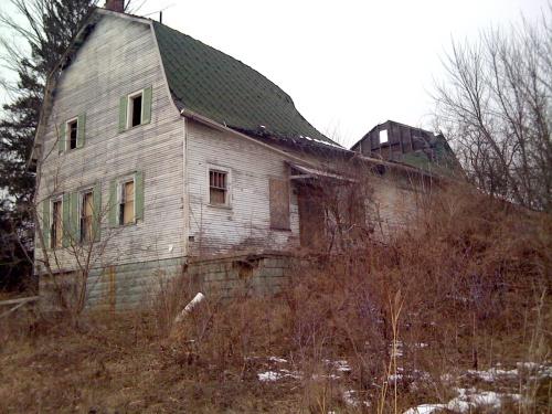 blighted barn