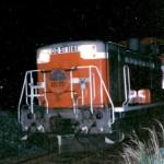 寝台特急出雲・DD51(1987)