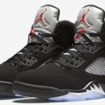"『直リンク』7月23日発売 NIKE AIR JORDAN 5 RETRO OG ""METALLIC SILVER"""