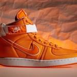 """【10月20日】Nike Vandal High """"Burnt Ceramic""""AH8605-800【バックトゥーザフューチャー ドク博士】"""